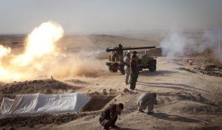 Die Terrormiliz ISIS droht mit weiteren Anschlägen im Ramadan. (Foto)