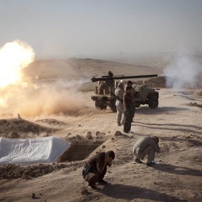 "ISIS-Terroristen drohen mit ""totalem Krieg"" im Ramadan (Foto)"