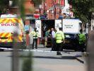 Nach dem Terroranschlag in Manchester sitzen mittlerweile 14 Verdächtige in Haft. (Foto)