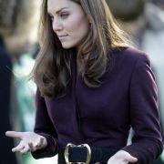 Haushälterin Sadie Rice kündigt! Versinkt Herzogin Kate jetzt im Chaos? (Foto)