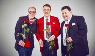 """Manuel, Walther und Alexander sind bei """"Traumfrau gesucht"""" auf der Suche nach der großen Liebe. (Foto)"""