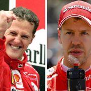 Darum ist Vettel nach dem Monaco-Triumph in Gedanken bei Schumi (Foto)