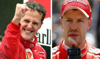 16 Jahre nach Michael Schumacher: Sebastian Vettel und Ferrari triumphieren wieder in Monaco. (Foto)