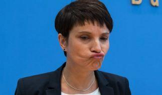 Wird Frauke Petry nun auch von der AfD in ihrem eigenen Wahlkreis abgewählt? (Foto)