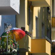 Was ist auf deutschen Balkons eigentlich erlaubt? (Foto)