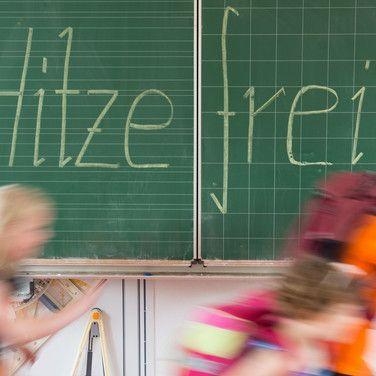 Ab wie viel Grad im Büro oder in der Schuledarf ich nach Hause gehen? (Foto)