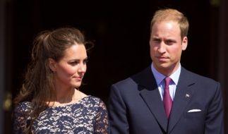 Seine Ehefrau gibt ihm Halt: Prinz William schwärmt von seiner Frau Kate Middleton. (Foto)