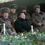 Nordkorea provoziert mit Raketen-Test - Trump reagiert verhalten (Foto)