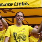 Pokalsieger BVB feuert Trainer Thomas Tuchel (Foto)