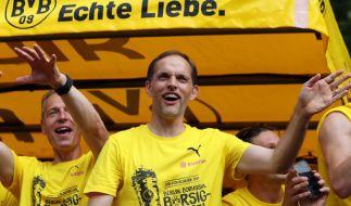 """Bei Thomas Tuchel und Borussia Dortmund ist die """"Echte Liebe"""" vorbei. (Foto)"""