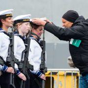 Bundeswehr testet Uniformen für Schwangere (Foto)