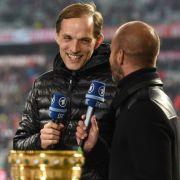 Trotz einer harten Saison und der mentalen Belastung als Reaktion auf das Attentat schafft Thomas Tuchel mit seinem Team den Einzug ins DFB-Pokalfinale 2017 nach einem Sieg gegen Rekordmeister FC Bayern München.