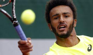 Wegen sexueller Belästigung einer Reporterin: Tennis-Star Maxime Hamou wird nicht länger bei den French Open teilnehmen. (Foto)