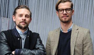 """Die TV-Moderatoren Klaas Heufer-Umlauf (l) und Joko Winterscheidt: Am 20. Juni ist Schluss mit """"Circus HalliGalli"""". (Foto)"""