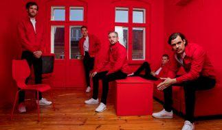 Kraftklub haben ihr neues Studioalbum veröffentlicht. (Foto)
