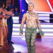 """Jorge Gonzalez ist bei """"Let's Dance"""" für seine extravaganten Auftritte bekannt. (Foto)"""