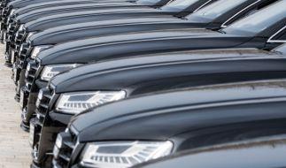 Audi hat illegale Abgas-Software verwendet. (Foto)