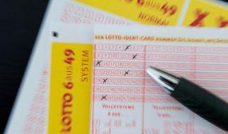Alle Infos zu Lotto am Mittwoch, den 06.09.2017, die aktuellen Lottozahlen und Quoten gibt es hier. (Foto)
