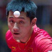 Chinas Olympiasieger Ma Long bleibt Tischtennis-Weltmeister (Foto)