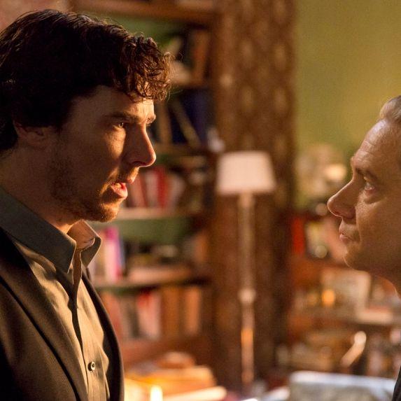 Der lügende Detektiv - Kann der trauernde Watson helfen? (Foto)