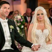 Der erste Hochzeitstag! Die Katzenberger im Romantik-Rückblick (Foto)