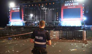 Nach der Evakuierung wegen Terrorgefahr - wie geht es weiter mit Rock am Ring? (Foto)
