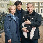 Meisterdetektiv Sherlock wird menschlich - zumindest ein bisschen (Foto)