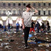 Über 1.500 Verletzte nach Massenpanik bei Champions-League-Finale (Foto)
