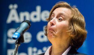 Beatrix von Storch wettert gegen Heiko Maas auf Twitter. (Foto)