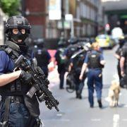 Terrormiliz IS reklamiert Anschlag von London für sich (Foto)