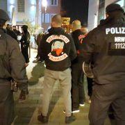 Flammt der Rockerkrieg in Baden-Württemberg wieder auf? (Foto)