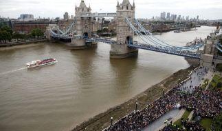 Ein neuer Terroranschlag erschütterte die Bevölkerung von London am Wochenende. (Foto)