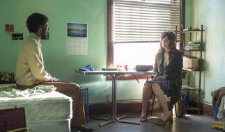 Rebecca (Mandy Moore, r.) und William (Jermel Nakia, l.) treffen eine Vereinbarung bezüglich Kyle ... (Foto)