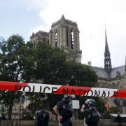 Ermittler finden Video mit IS-Treueeid von Pariser Angreifer (Foto)