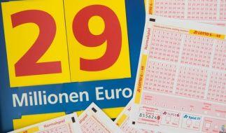 Alle Infos zu Lotto am Mittwoch (07.06.2017), die aktuellen Lottozahlen und Quoten hier. (Foto)