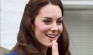 Royals-Fans mögen es bedauern, dass es keine Selfies mit Kate Middleton oder anderen Angehörigen des britischen Königshauses gibt. (Foto)