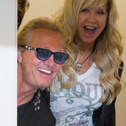 Robert geifert blonde Sex-Bombe an - und es ist NICHT Carmen! (Foto)