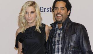 Noch glücklich: Adel Tawil und seine Frau Jasmin. (Foto)