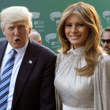 Scheidung schon unterschrieben? Steht Trump vor dem Bankrott? (Foto)