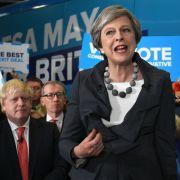 Heute wählen die Briten ein neues Parlament - Alle Infos dazu hier (Foto)