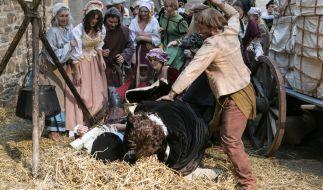 """Diese Woche bekommt Shakespeare sein Fett bei """"Sketch History"""" weg. (Foto)"""