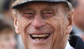 Prinz Philip feiert am 10. Juni seinen 96. Geburtstag. (Foto)