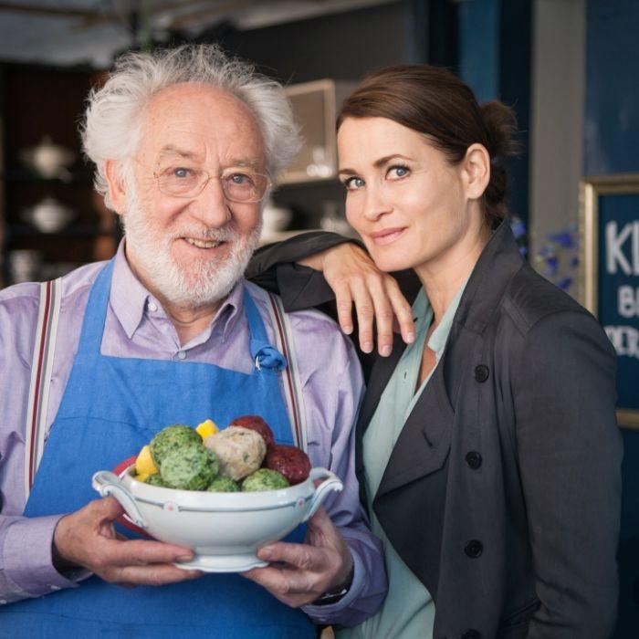 Zu viel Tatendrang? Holocaust-Überlebender eröffnet Klops-Restaurant (Foto)