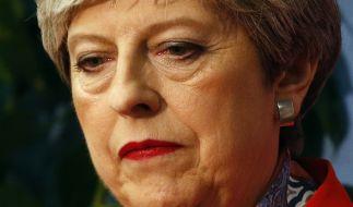 Bei der Wahl in Großbritannien musste Premierministerin Theresa May eine Niederlage einstecken. (Foto)