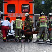 Tote und Verletzte bei Wohnungsbrand (Foto)
