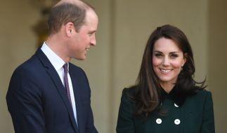 Prinz William und seine Ehefrau Kate Middleton glänzen bei royalen Events im Ausland durch Abwesenheit. (Foto)