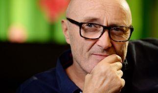 Phil Collins musste nach einem nächtlichen Sturz ins Krankenhaus. (Foto)