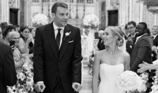 Manuel Neuer und seine Frau Nina. (Foto)