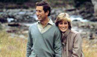 Prinz Charles und Lady Di führten keine glückliche Ehe. (Foto)
