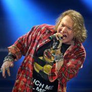 """DAS wussten Sie bestimmt noch nicht über den """"Guns N' Roses""""-Sänger (Foto)"""